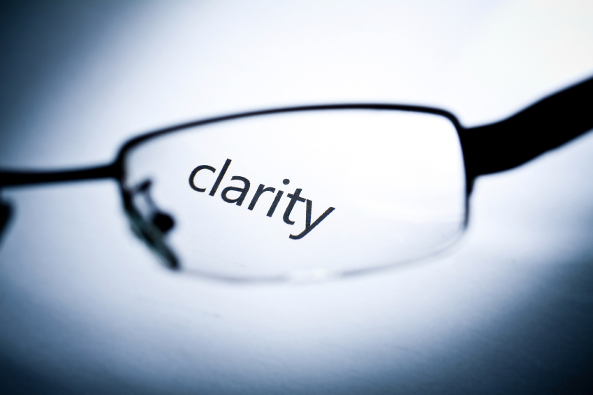 the word clarity seen through glasses.jpg