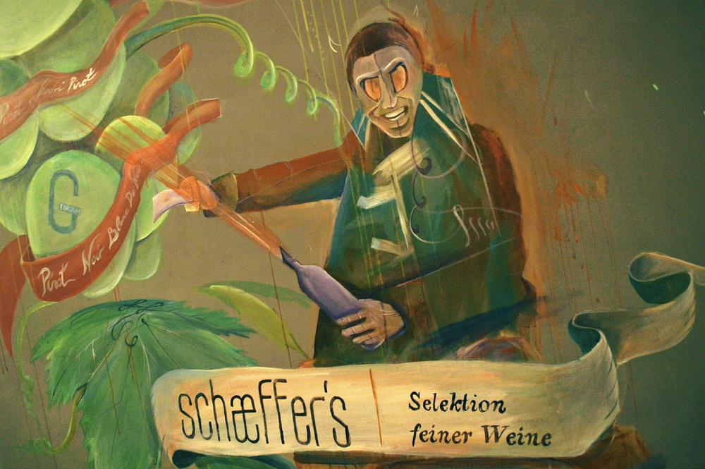 schaeffers the evel portrait