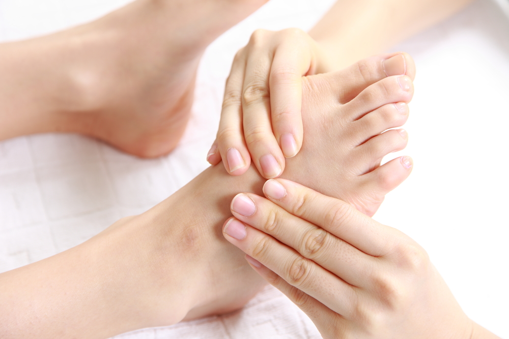 60 Minute Thai Foot Reflexology