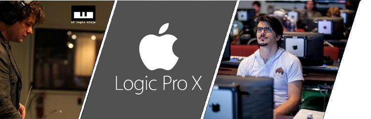Logic Pro X Online Program by Pyramind