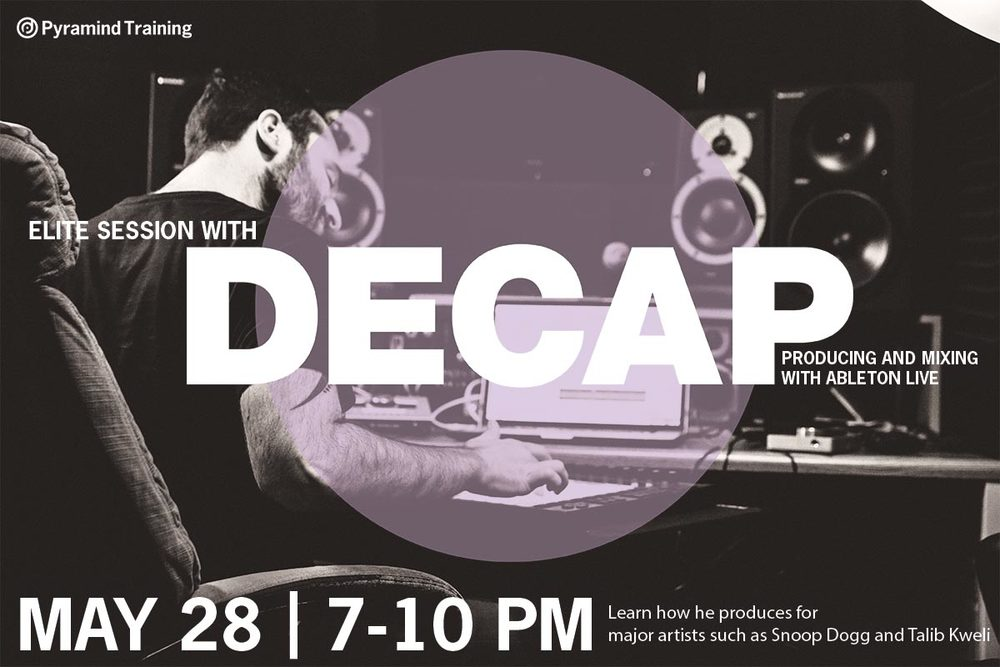 Decap-Event-Elite-Session