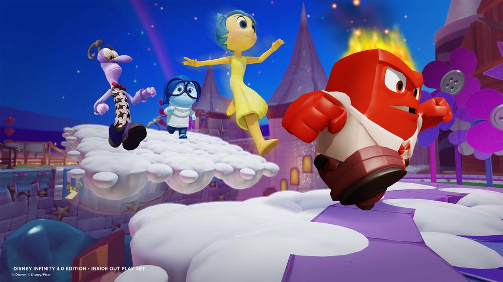 Disney Inside Out