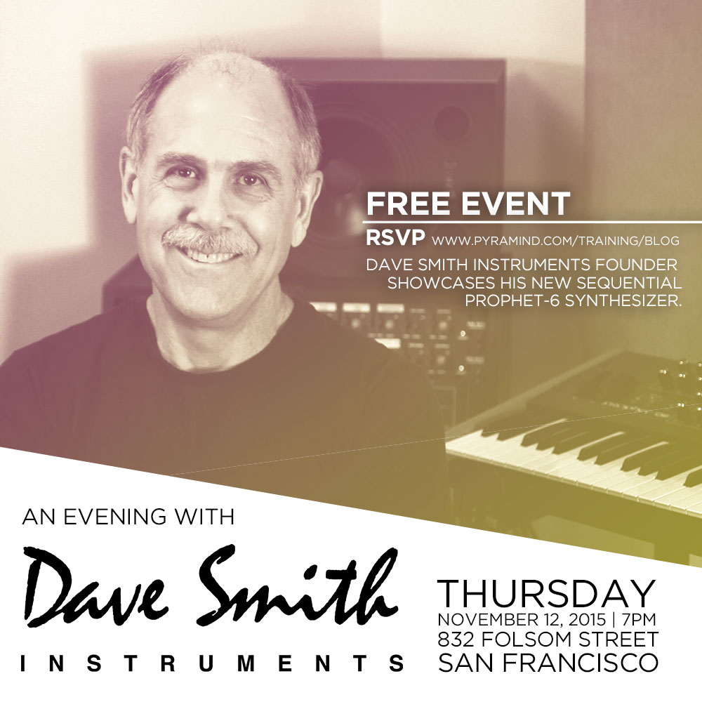 An Evening with Dave Smith