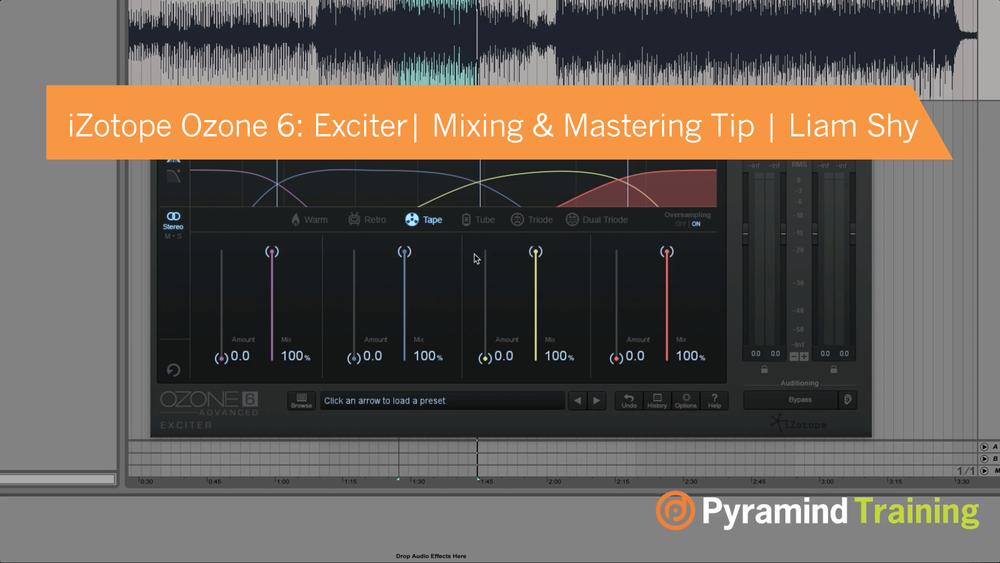 Mixing — Free Music Production Tutorials - Pyramind