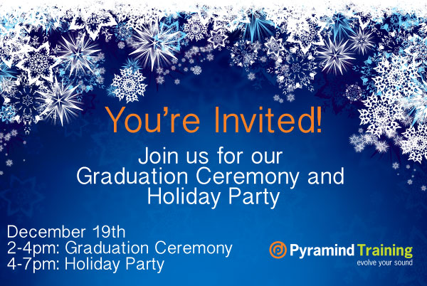 Graduation and Holiday Party 2015