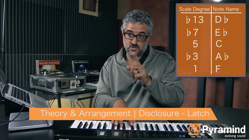 Theory Arrangement Disclosure Latch Matt Donner