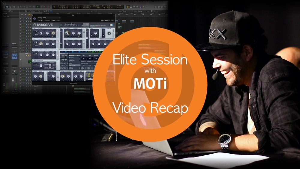 Elite Session with MOTi