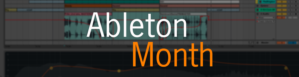 Pyramind Ableton Live Month Banner
