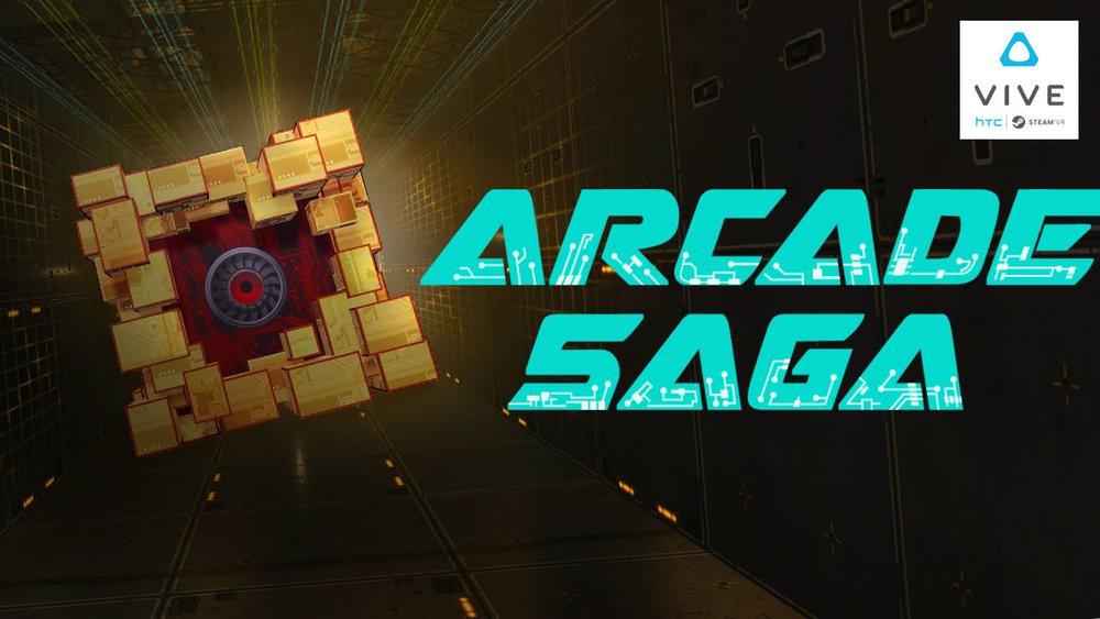 Arcade Saga VR