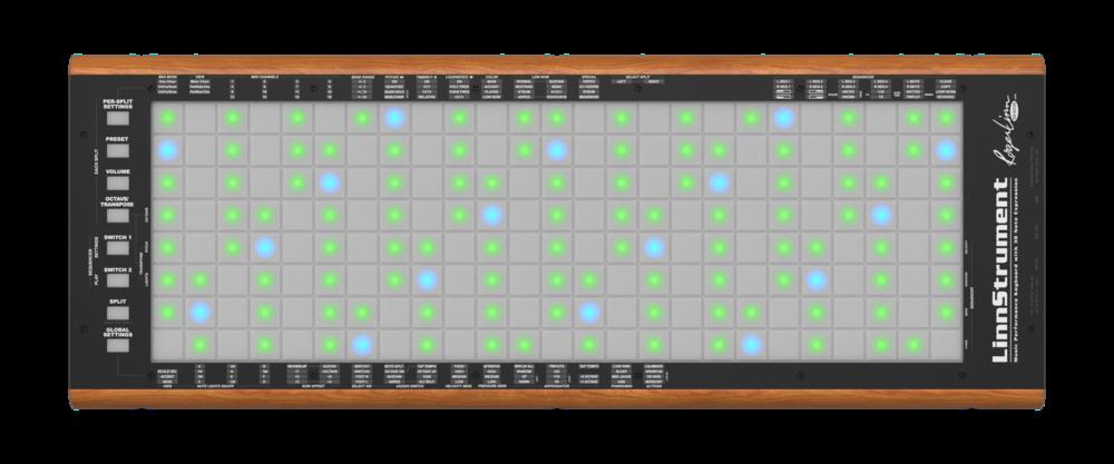 LinnStrument-Pyramind