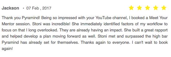 Stoni Review 1