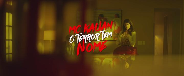 MC Kauan - O Terror Tem Nome - Miguel Matarazzo - Sound Designer - Pyramind