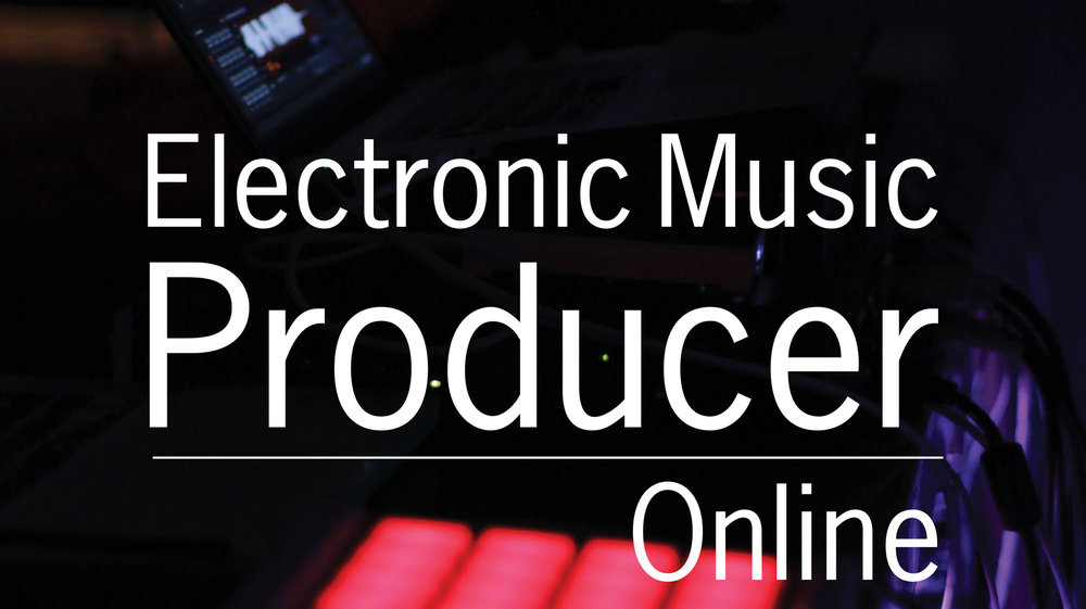 Electronic Music Producer Online Program EMP