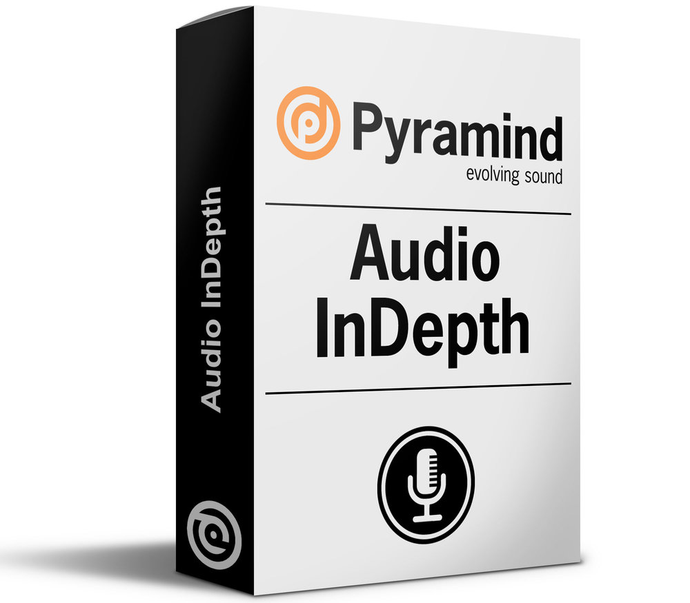 Audio InDepth Pyramind Online Course