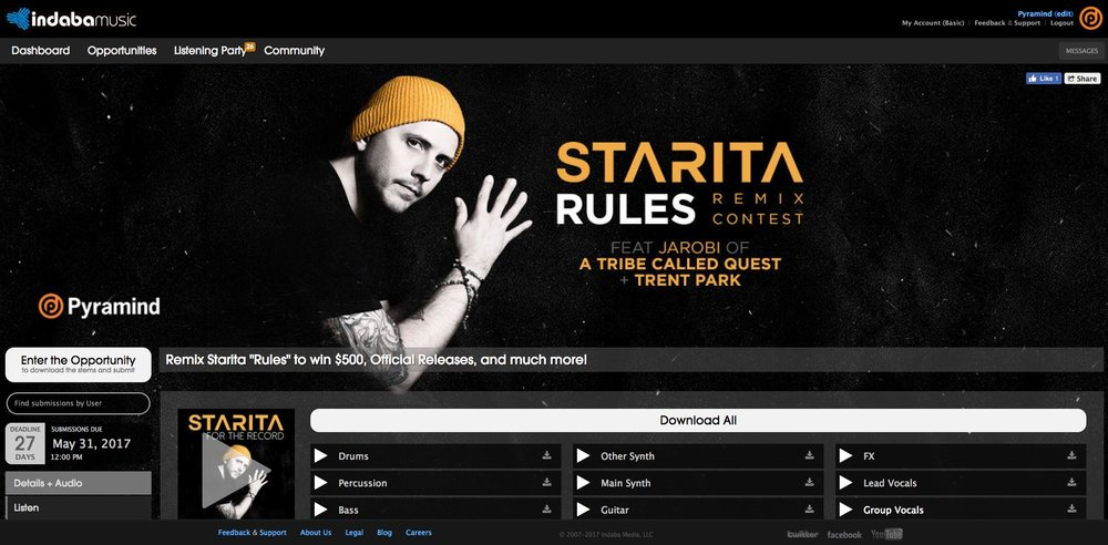 Starita-Rules-Contest