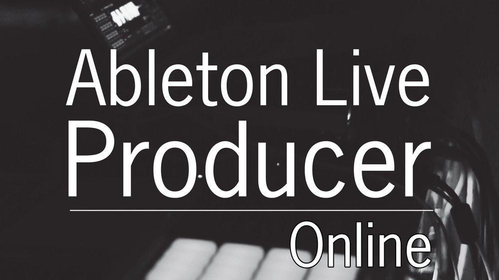 Ableton Live Producer Online
