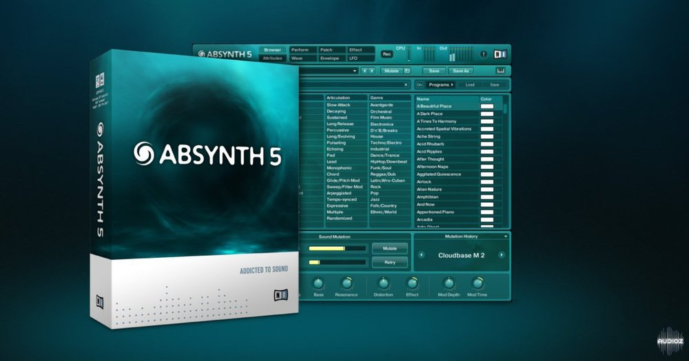 Absynth - Native Instruments