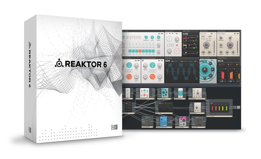 Reaktor - Native Instruments