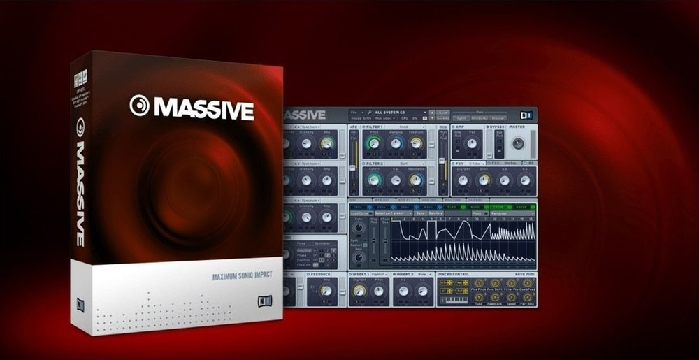 Massive - Native Instruments