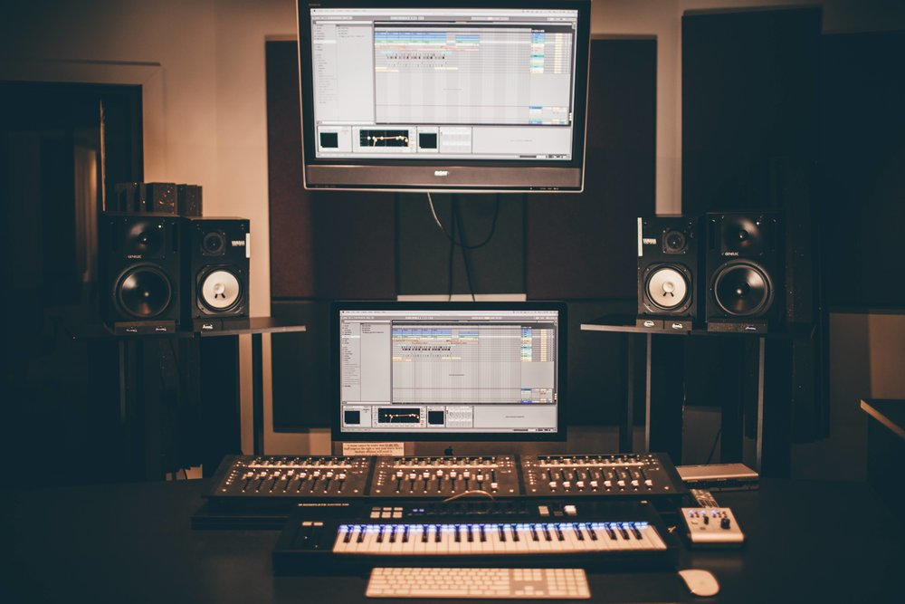 Music Genre Production - Studio 832