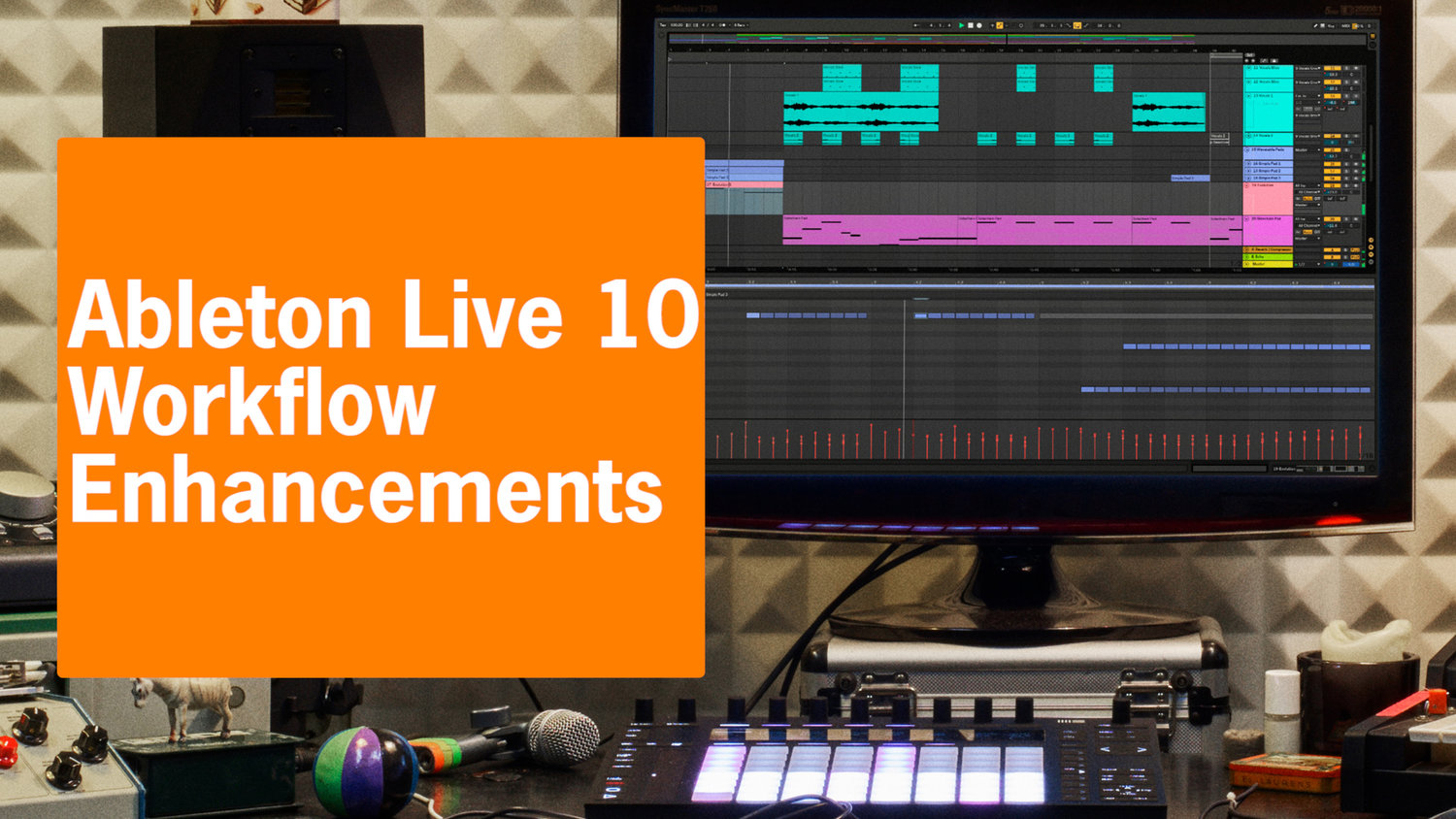 My 10 Favorite Workflow Enhancements in Ableton Live 10