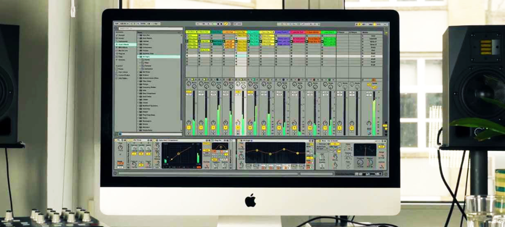 Ableton Live Suite Classes - Pyramind is an Ableton Certified Training Center
