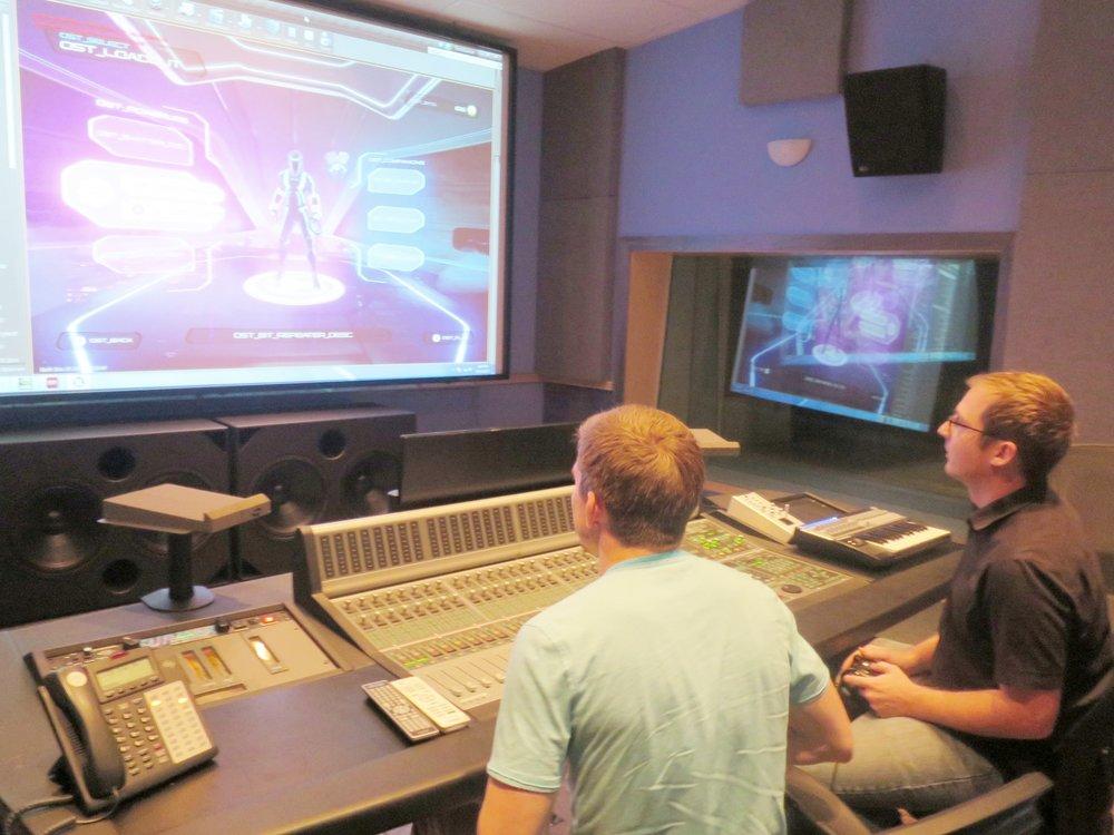Film // Game Sound Classes -