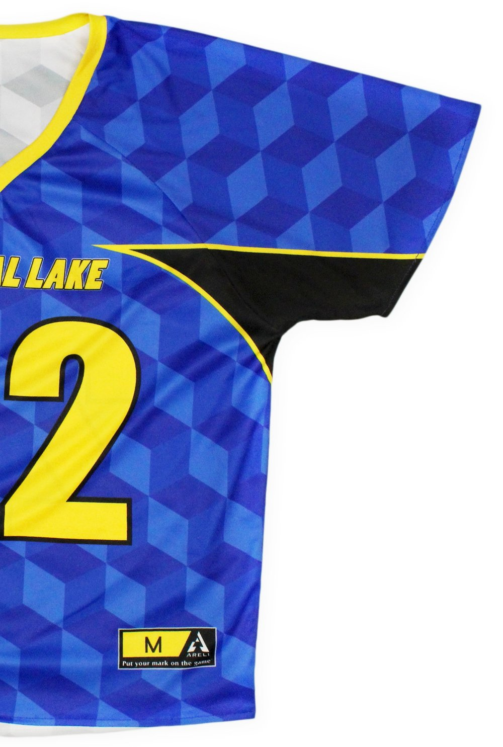 Lacrosse - Custom designed fully sublimated lacrosse essentials