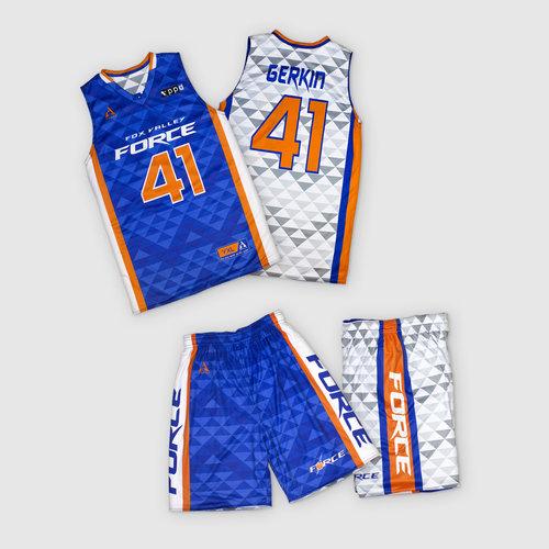 4c710c9b5fcf Custom Sublimated Reversible Basketball Game Uniform — Areli Sportswear
