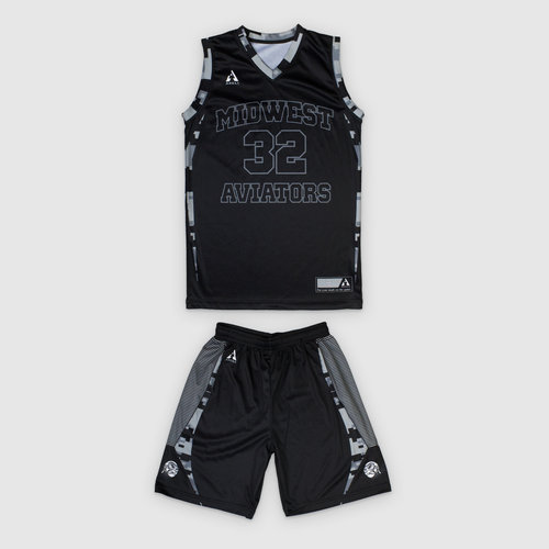 5bc17ced1 Custom Sublimated Basketball Game Uniform — Areli Sportswear