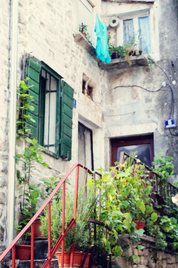 Split Croatia streets