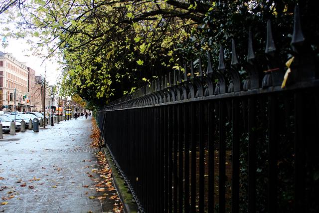 St. Stephen's Green Dublin Ireland
