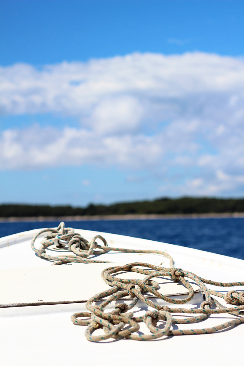Boat Pakleni Islands