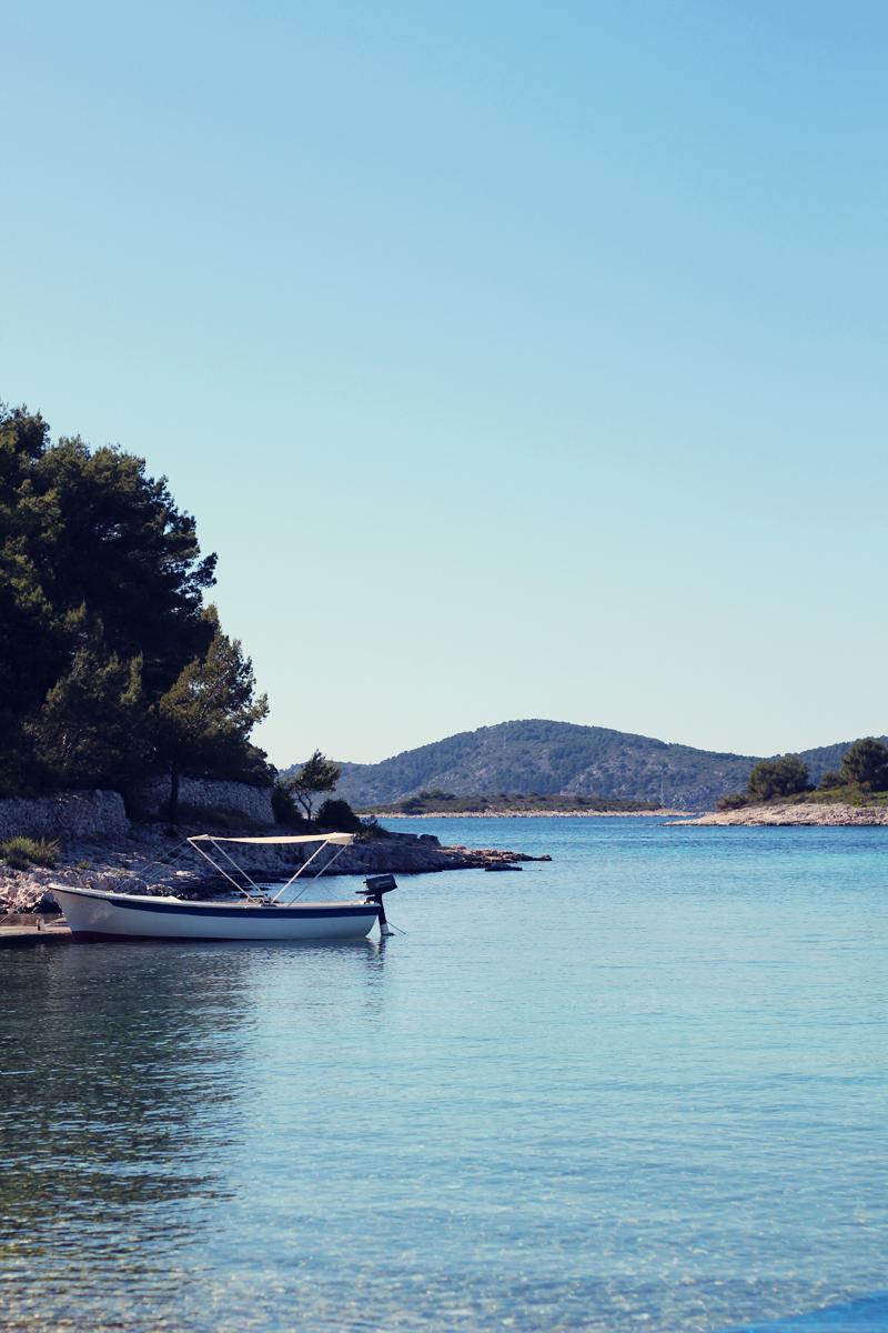 Pakleni Islands Croatia