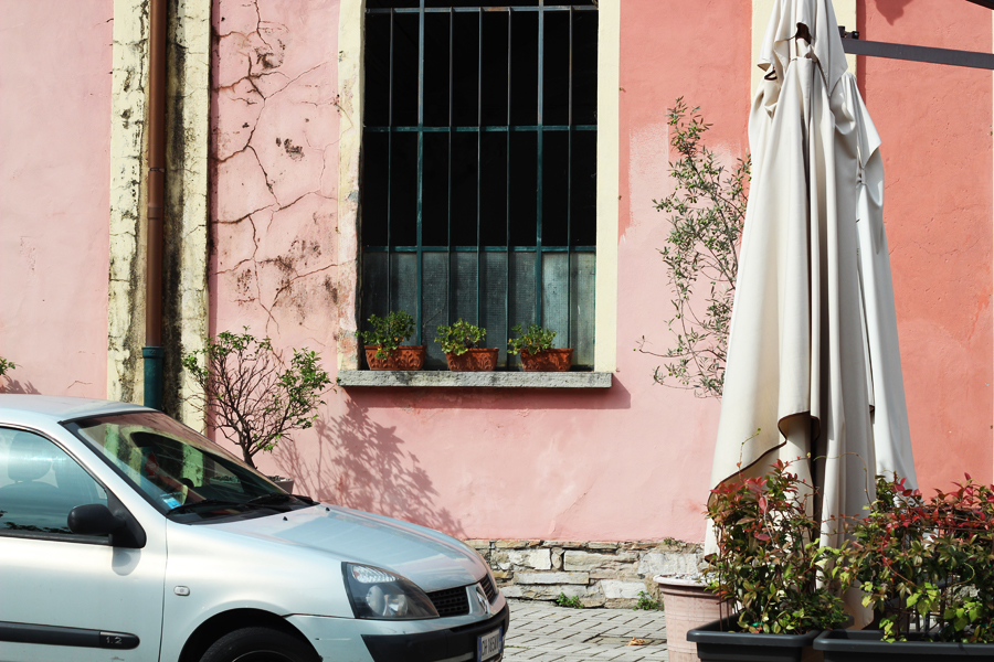 Laglio Italy streets