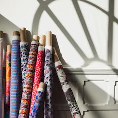 Befab Be Creative textiles digital fabric printing scotland