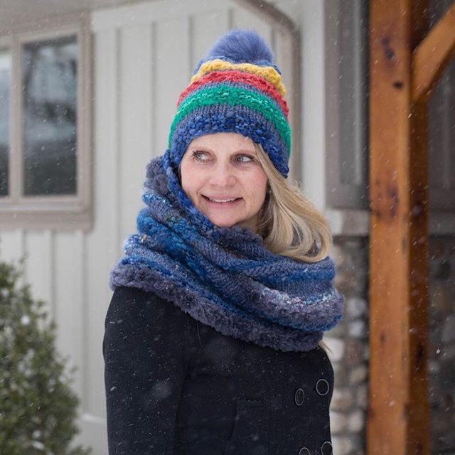 Looking forward to seeing you tomorrow at the GOBLE trunk show, warming you and styling you one knit hat at a time. I'll be @floraltheoryinc from 12-4pm😘 #richmondrow #ldnont #knithat #trunkshow #GOBLE