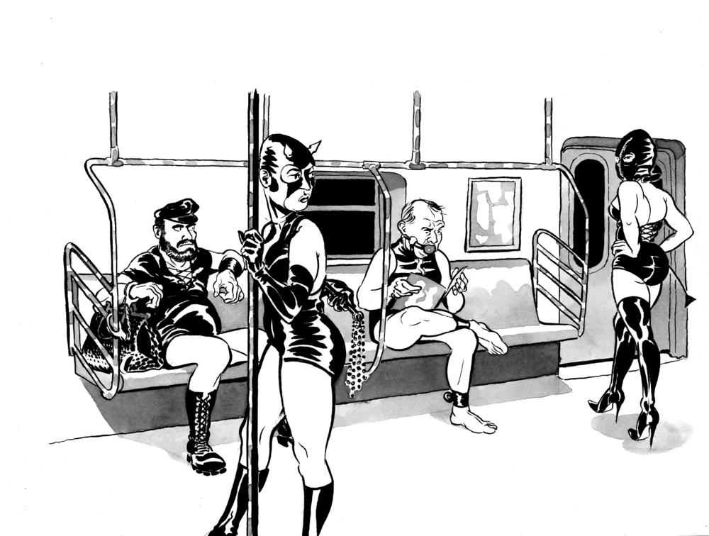 BDSM Train