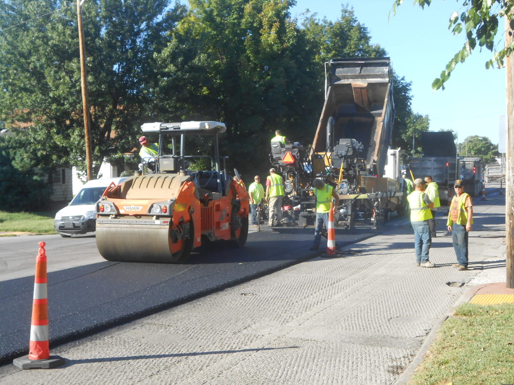 City Wide Paving Project