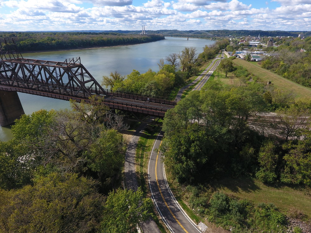 The Ohio River Greenway