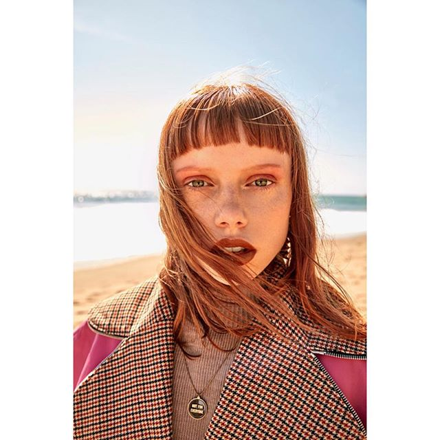 Out ! The ☀️ beauty @rina.maus @unomodels captured by @juliobarcena in Garraf #editorial #fashionstory • Styled by me #leblogdeladuchesse #fashionstylist #parisiangirl • Dressed in @ynesuelves @dctcomunicacionfashionagency #kickassgirls #emergingdesigners @amt.studio @mattermatters @gaviriajewellery • Styling Assistant @erin.roweming • Hair Style & Make Up @kristianabeauty . . . . . #edito #emergingartists #igersparis #igersbarcelona #teamwork #newstory #fashionshoot #girlboss #november #thinkpink #madeinbarcelona