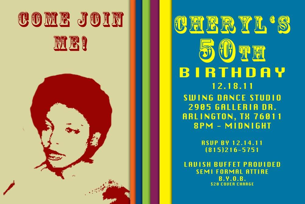 A 50th Celebration