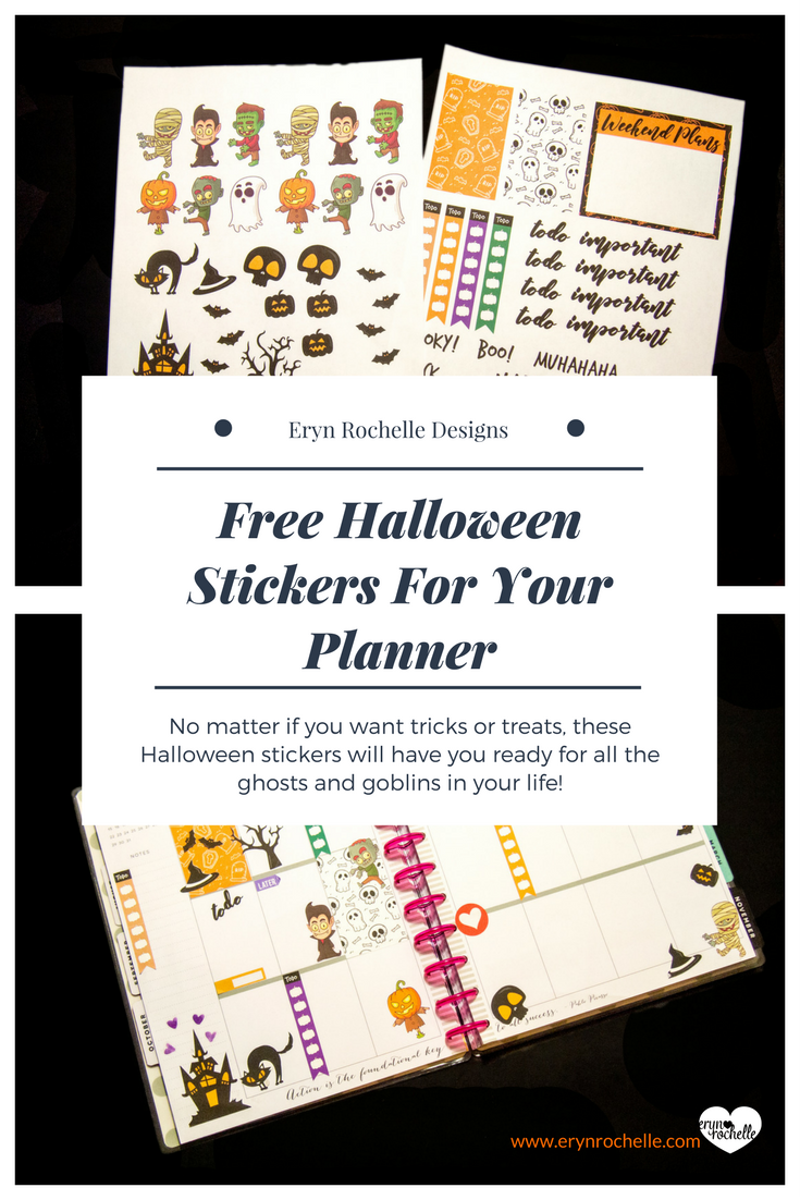 Free Halloween Stickers For Your Planner.png