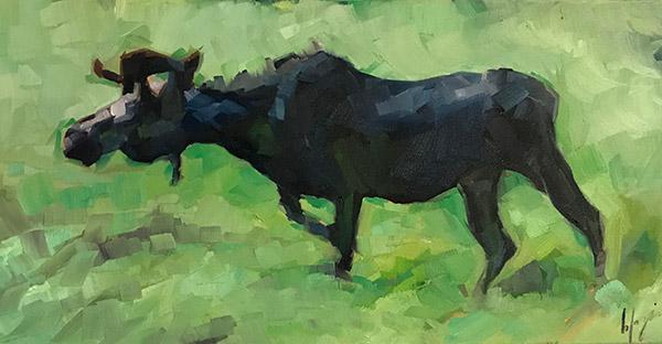 Abbie's Moose
