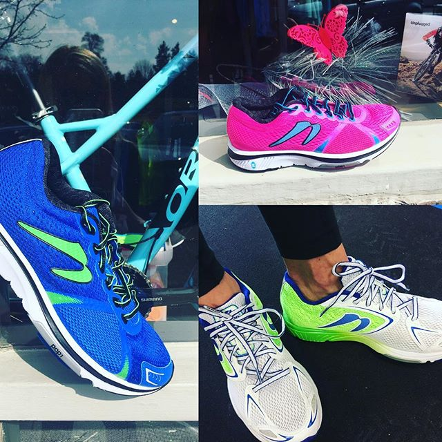 NEW Newton Distance VI & Gravity VI now available @level Multisport #birmingham #running #newtonrunning