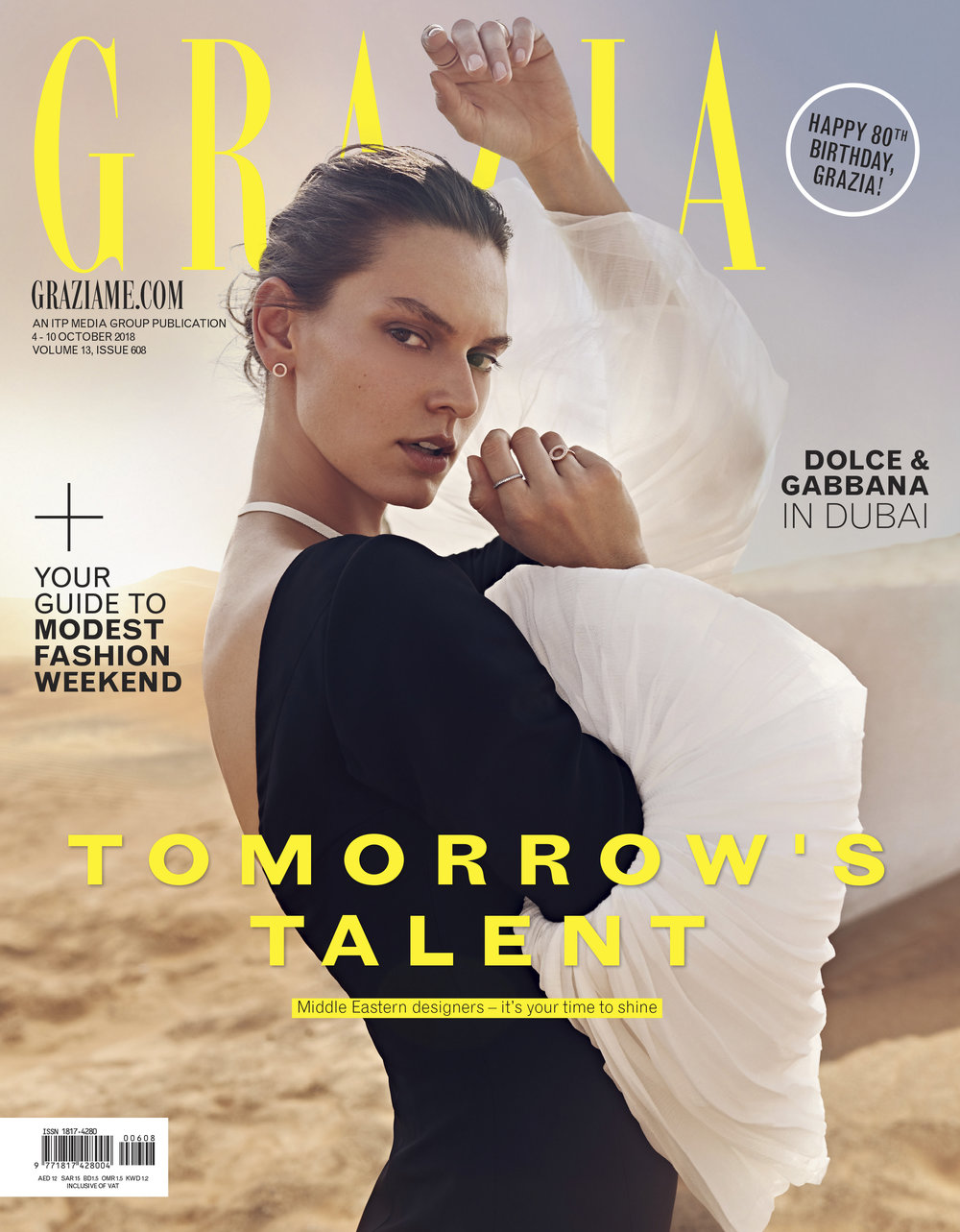 Pandora / Grazia Middle East