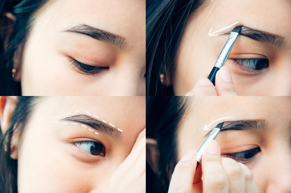 Eyebrow Tutorial Jelena Wong