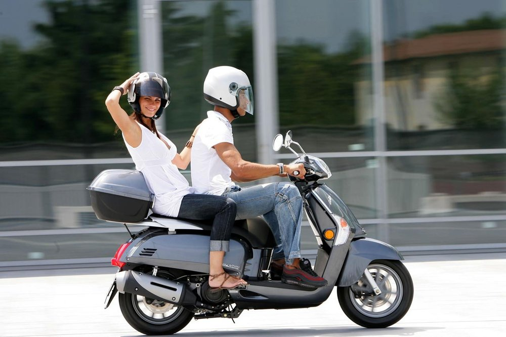 Kymco Like 50 — Bermuda Motors