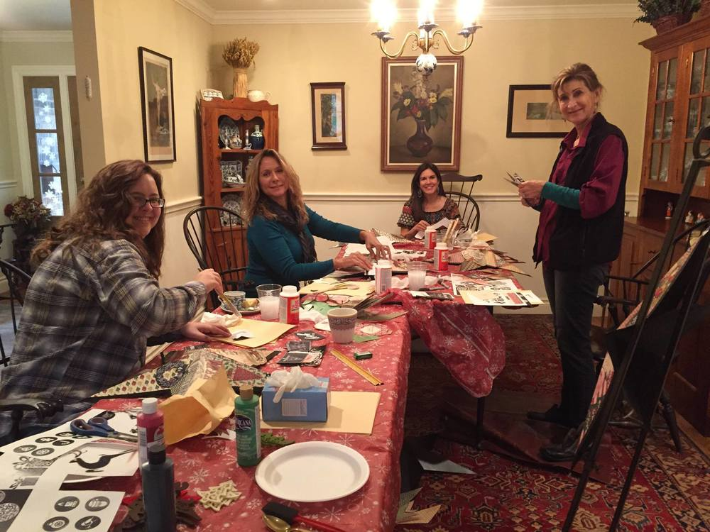 holiday star workshop