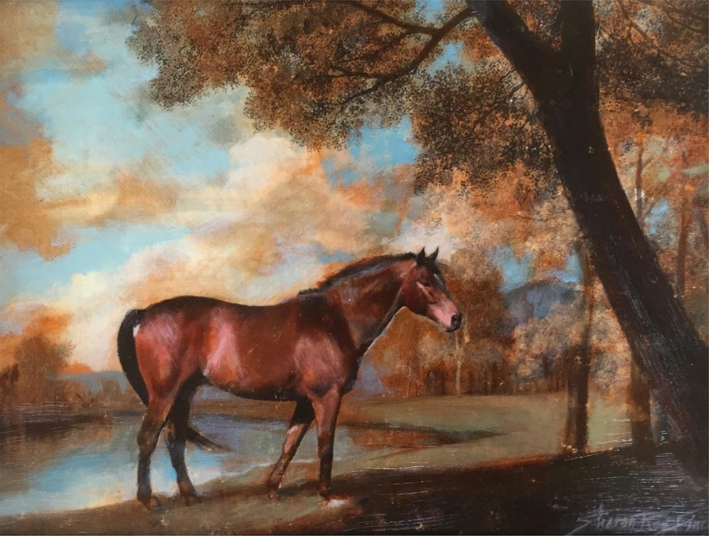 'Dianna's Horse'